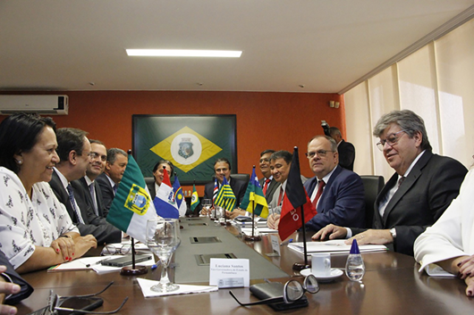João Azevêdo_encontro_governadores