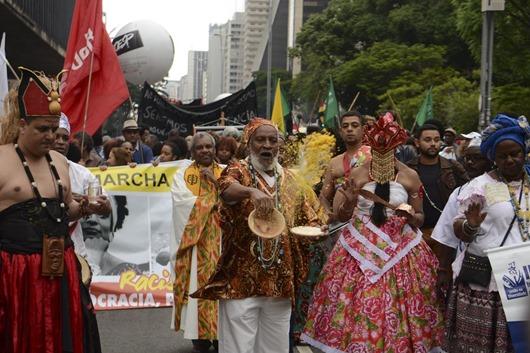 Marcha da Consciência Negra_Agência Brasil