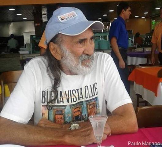 Paulo Mariano, por Miguel Lucena Filho