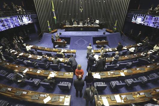 Plenário do Senado_Arquivo Agência Brasil