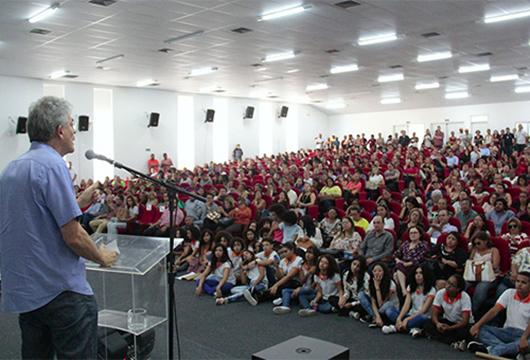 Ricardo Coutinho-ações na Educação