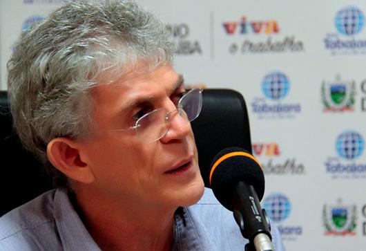 Ricardo Coutinho_calendário de inaugurações
