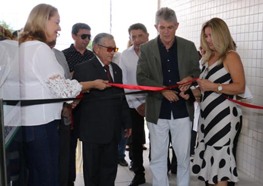 Ricardo Coutinho_entrega-ampliação da ala de radiologia do HNL