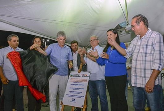Ricardo Coutinho_entrega da Via Litorânea em Cabedelo