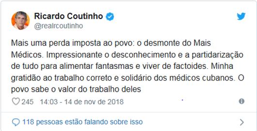Ricardo Coutinho_twitter