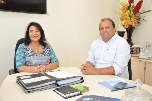 Ricardo Pereira_audiência_defensora pública-geral Madalena Abrantes