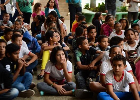 Semana Saúde na Escola-Arquivo Agência Brasil