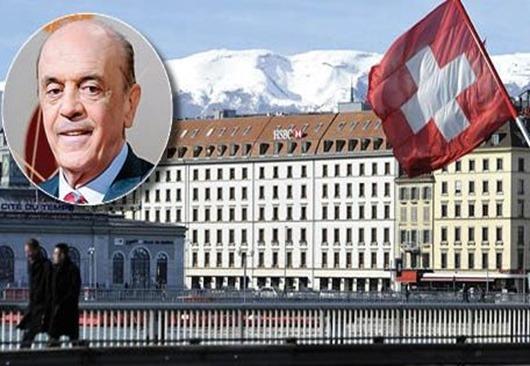 Suíça-ailegal de Serra