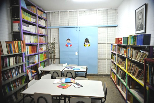 biblioteca-Arquivo Agência Brasil