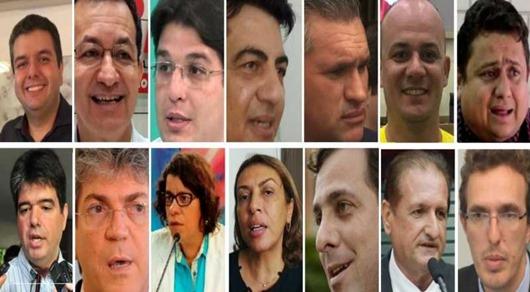 galeria_candidatos à Prefeitura de João Pessoa