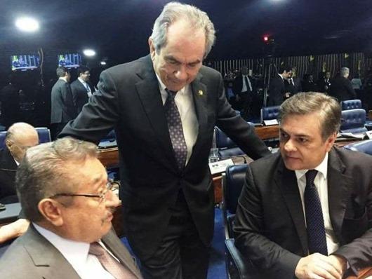 senadores da PB-maranhão_lira_cássio
