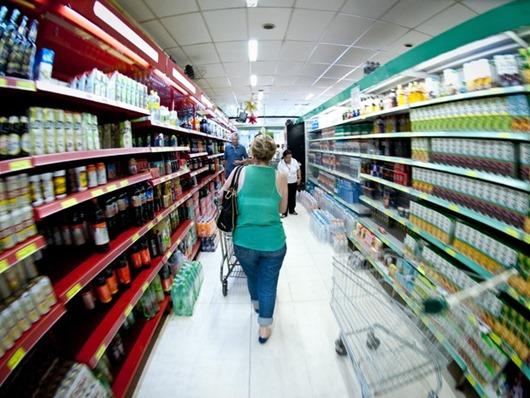 supermercado-Arquivo Agência Brasil