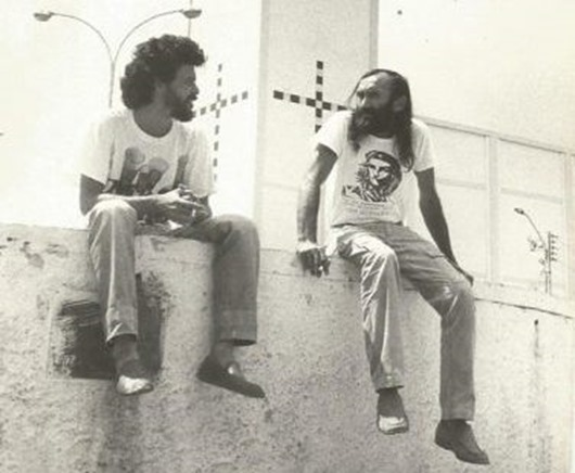 Aldo Lopes e Paulo Mariano