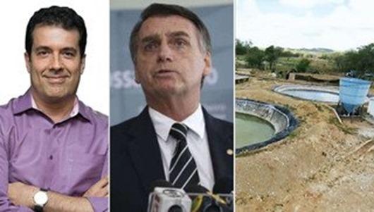 André Trigueiro desmonta dessalinização de Bolsonaro