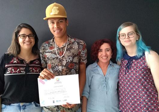 Carlos Eduardo_ Prêmio Jovem Pesquisador da UFPB
