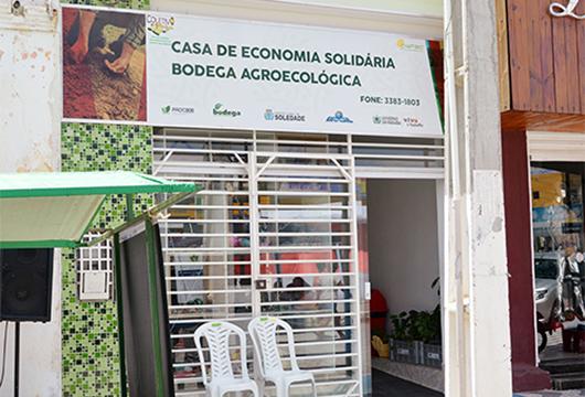 Casa da Economia Solidária_Soledade