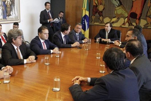 João Azevêdo_agenda em Brasília