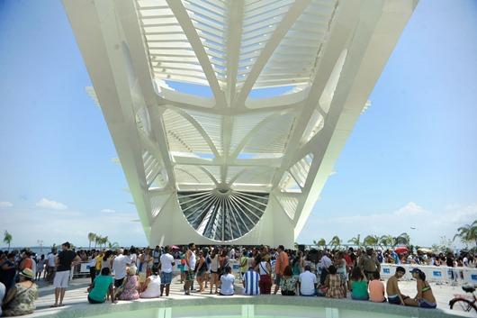 Museu do Amanhã_Agência Brasil