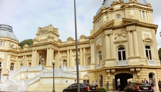 Palácio da Guanabara_Agência Brasil