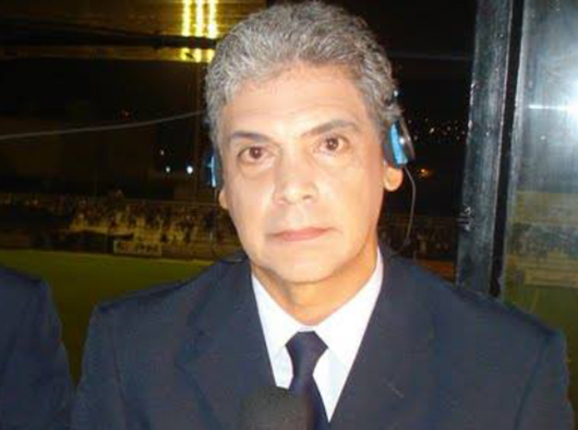 Radialista Sérgio Taurino