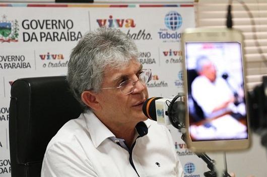 Ricardo Coutinho_Programa Fala Governador