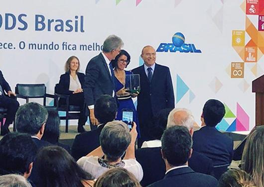 Ricardo Coutinho_prêmio ODS Brasil