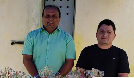 Ricardo Pereira_almoço e cestas de Natal