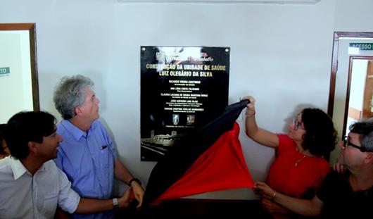 Ricardo entrega hospital em Cacimba de Dentro que atenderá 120 mil pessoas de cinco municípios