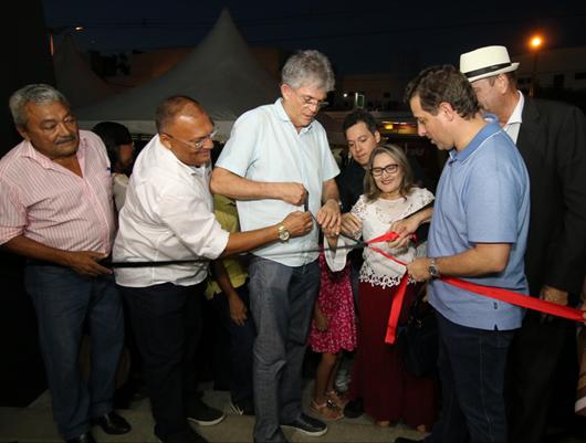 Ricardo entrega nova Central de Polícia de Cajazeiras e destaca avanços na Segurança Pública