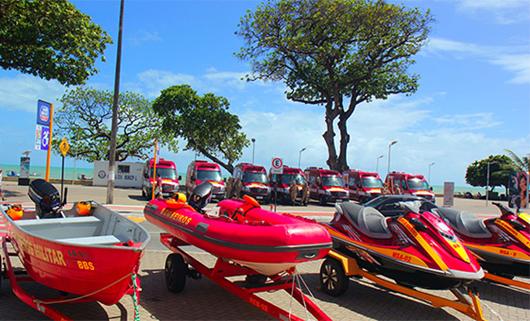 Ricardo_ entrega de viaturas e equipamentos_ lançamento da Operação Verão do Corpo de Bombeiros