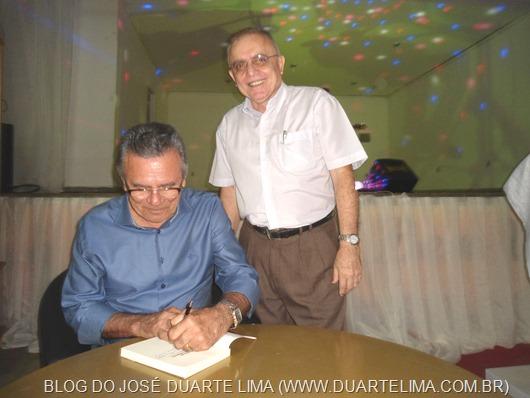 Tião Lucena e Francisco Florêncio