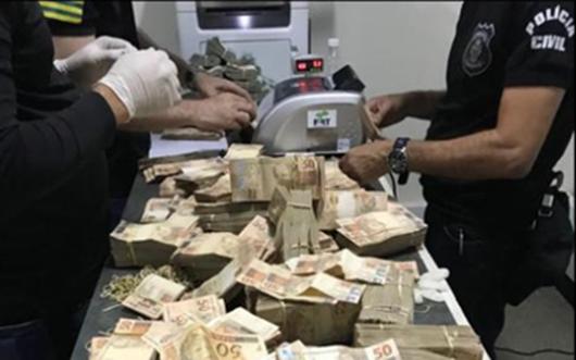 dinheiro_joao_de_deus_Divulgação-Polícia Civil de Goiás