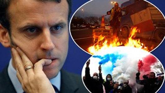 protestos-França