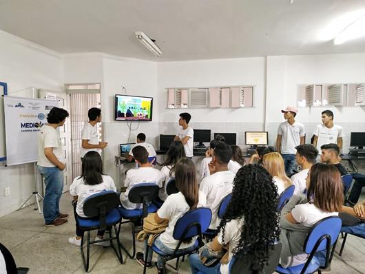 Alunos do programa MedioTec desenvolvem jogos digitais inspirados no Nordeste