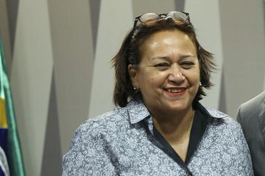 Governadora Fátima Bezerra-RN_Arquivo Agência Brasil