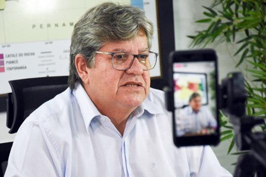 João Azevêdo-programa Fala, Governador