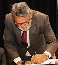 Jornalista Sebastião Lucena-posse