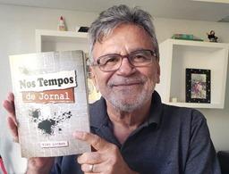 Jornalista e Escritor Tião Lucena_lançamento do livro Nos Tempos de Jornal