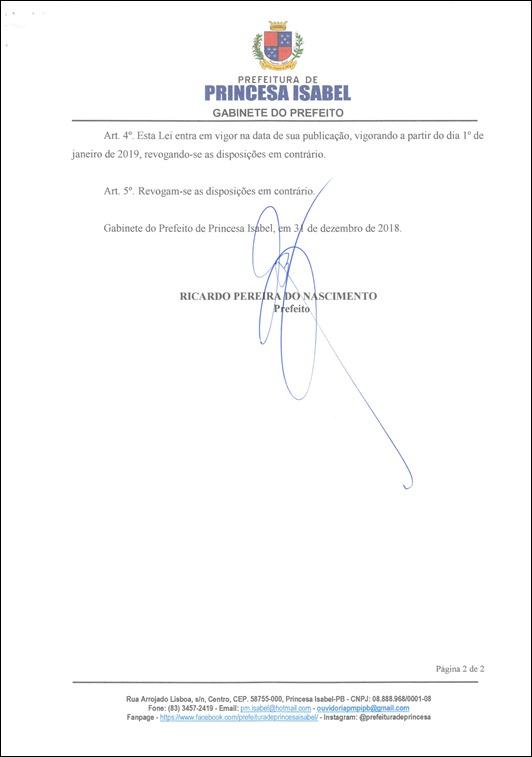 Lei Municipal nº 1.432 - Pag. 02