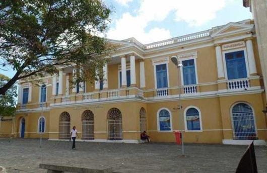Palácio do Bispo-João Pessoa
