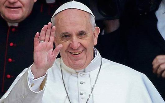 Papa Francisco-Divulgação