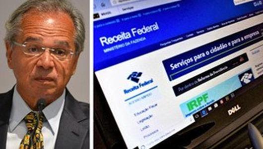 Paulo Guedes quer reduzir IR dos mais ricos