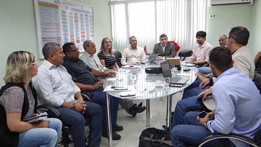 Segurança Pública_reunião de planejamento_ ações para 2019