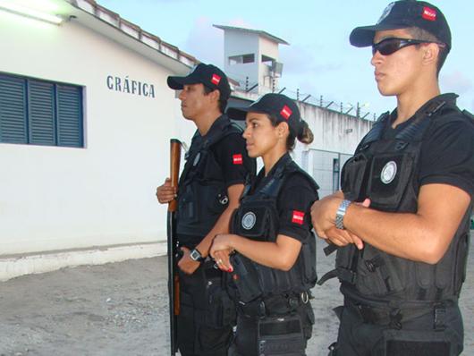 agentes penitenciários_Arquivo Secom-PB