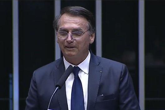 bolsonaro-discurso de posse-Agência Brasil