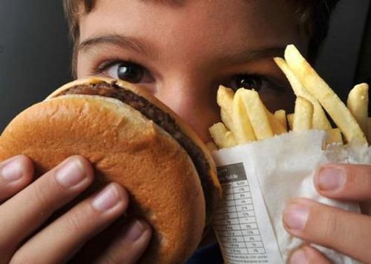 obesidade infantil-Arquivo Agência Brasil