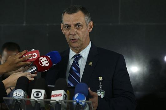 porta-voz Otávio do Rêgo Barros-Agência Brasil