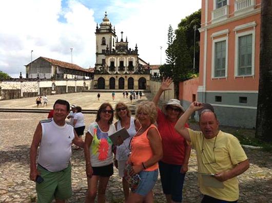 turistas-Arquivo Secom-PB