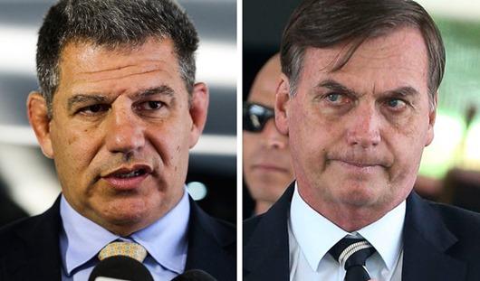 Bebianno recebe ameças de morte e nega ter dito que Bolsonaro é louco