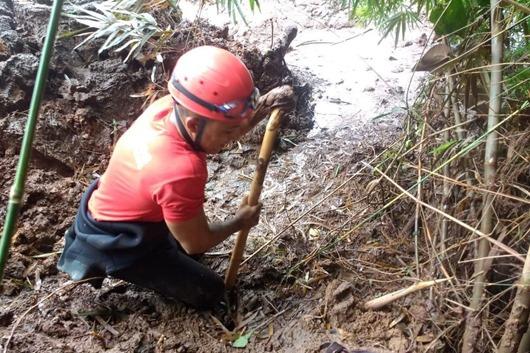 Brumadinho- Divulgação-Corpo de bombeiros de Minas Gerais